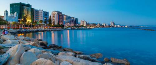 Blue flag beaches in Limassol